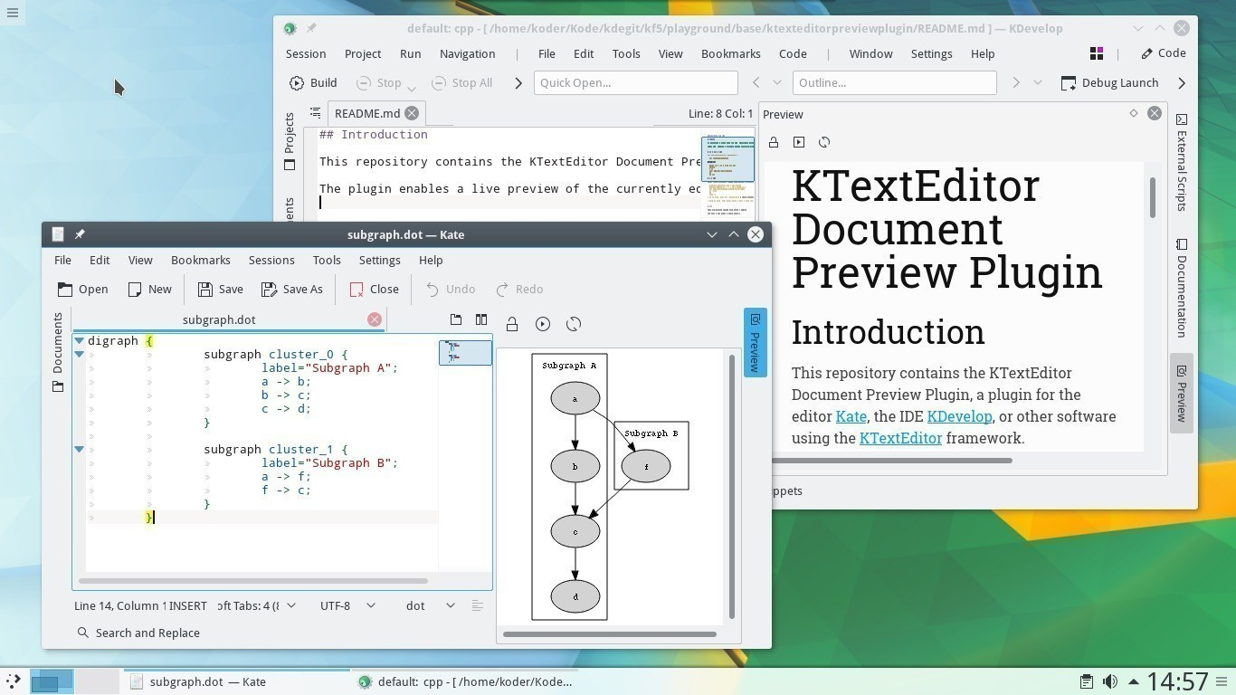 KDE Applications 19 04 Open-Source Software Suite Has Been