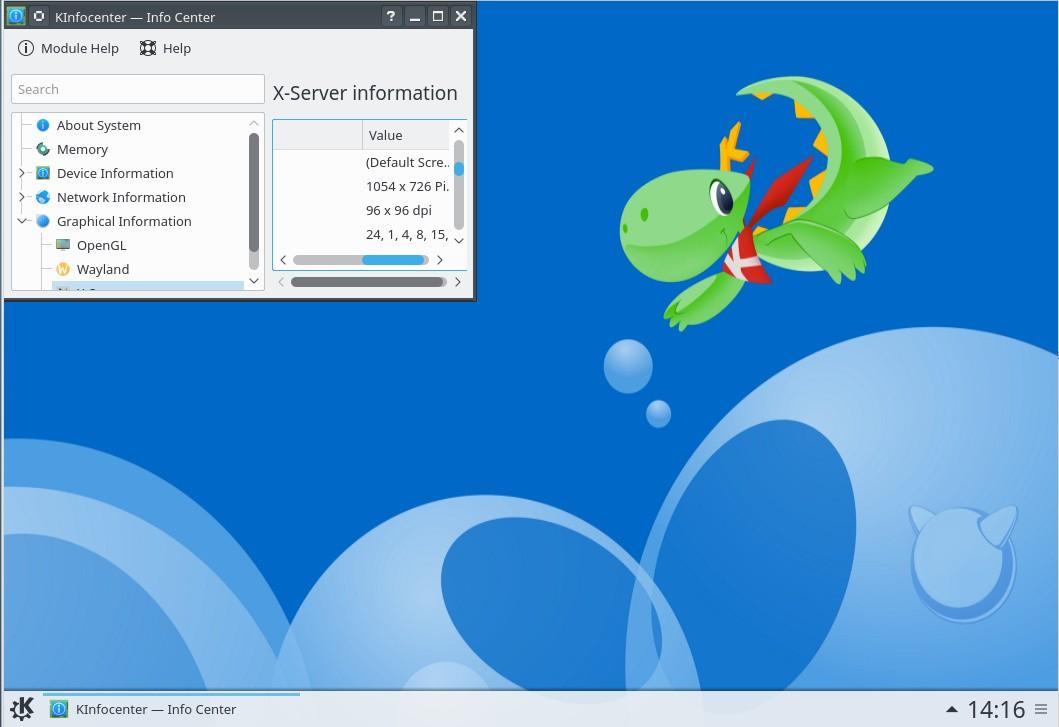 KDE Frameworks 5 and KDE Plasma 5 Desktop Landed on FreeBSD