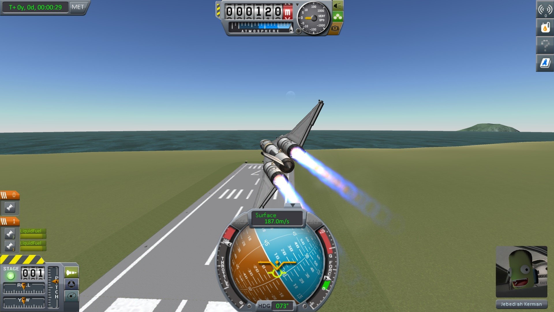 Kerbal Space Program: Enhanced Edition Gets History and