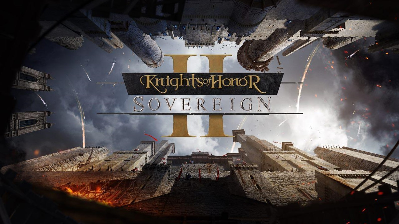 Strategy Games 2020.Knights Of Honor Ii Sovereign Medieval Strategy Game Coming
