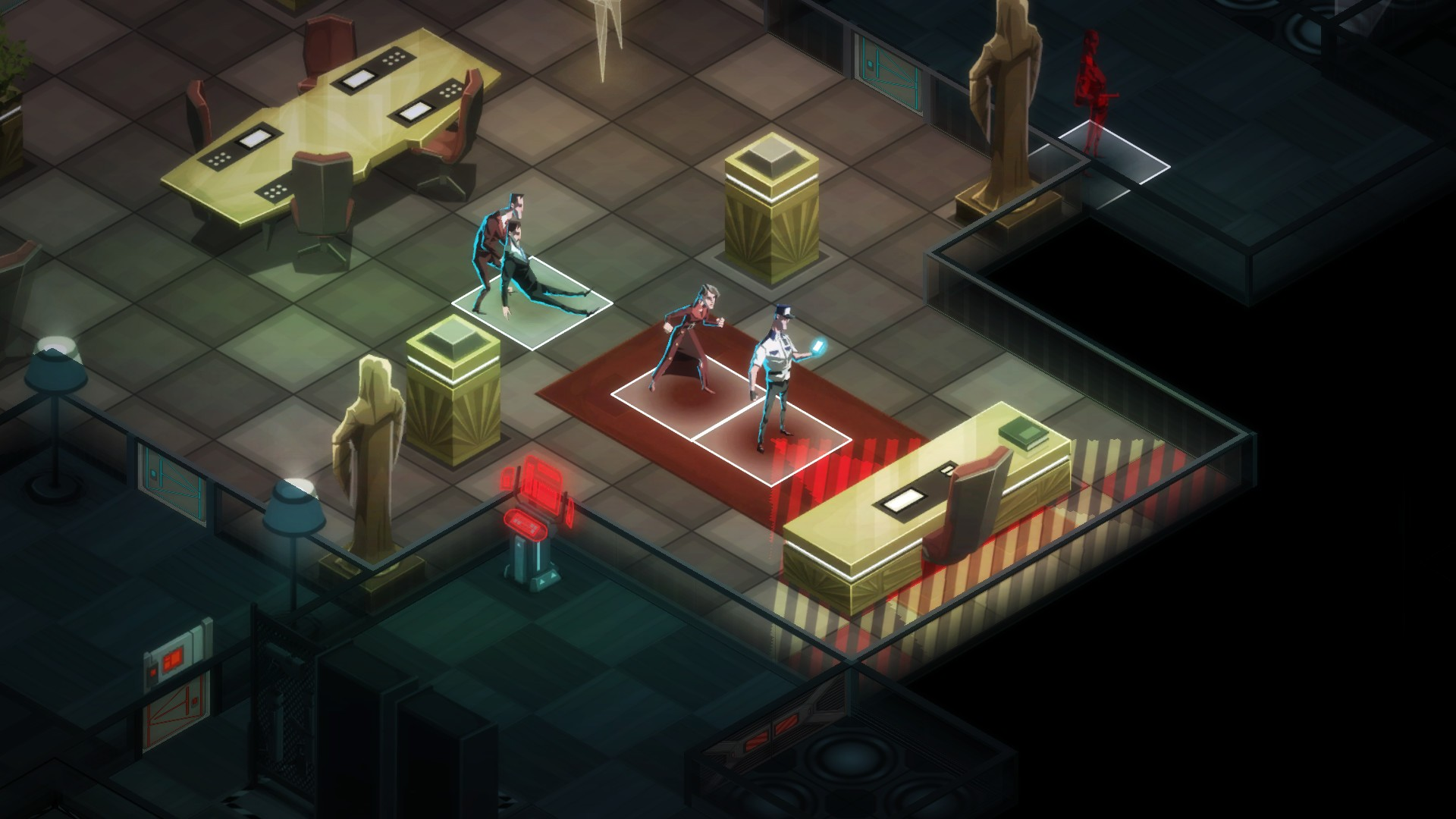 Last Chance to Get the Excellent Invisible, Inc  on Steam at