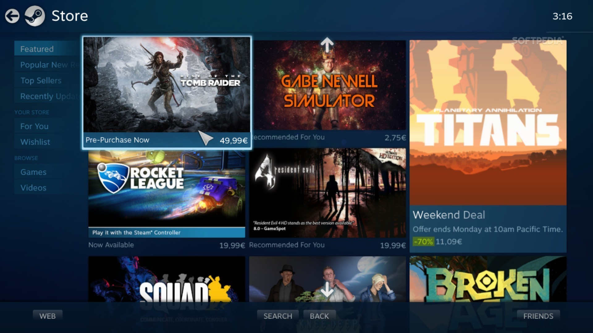 Latest Steam Client Beta Adds Support for Steam Controller to OpenVR