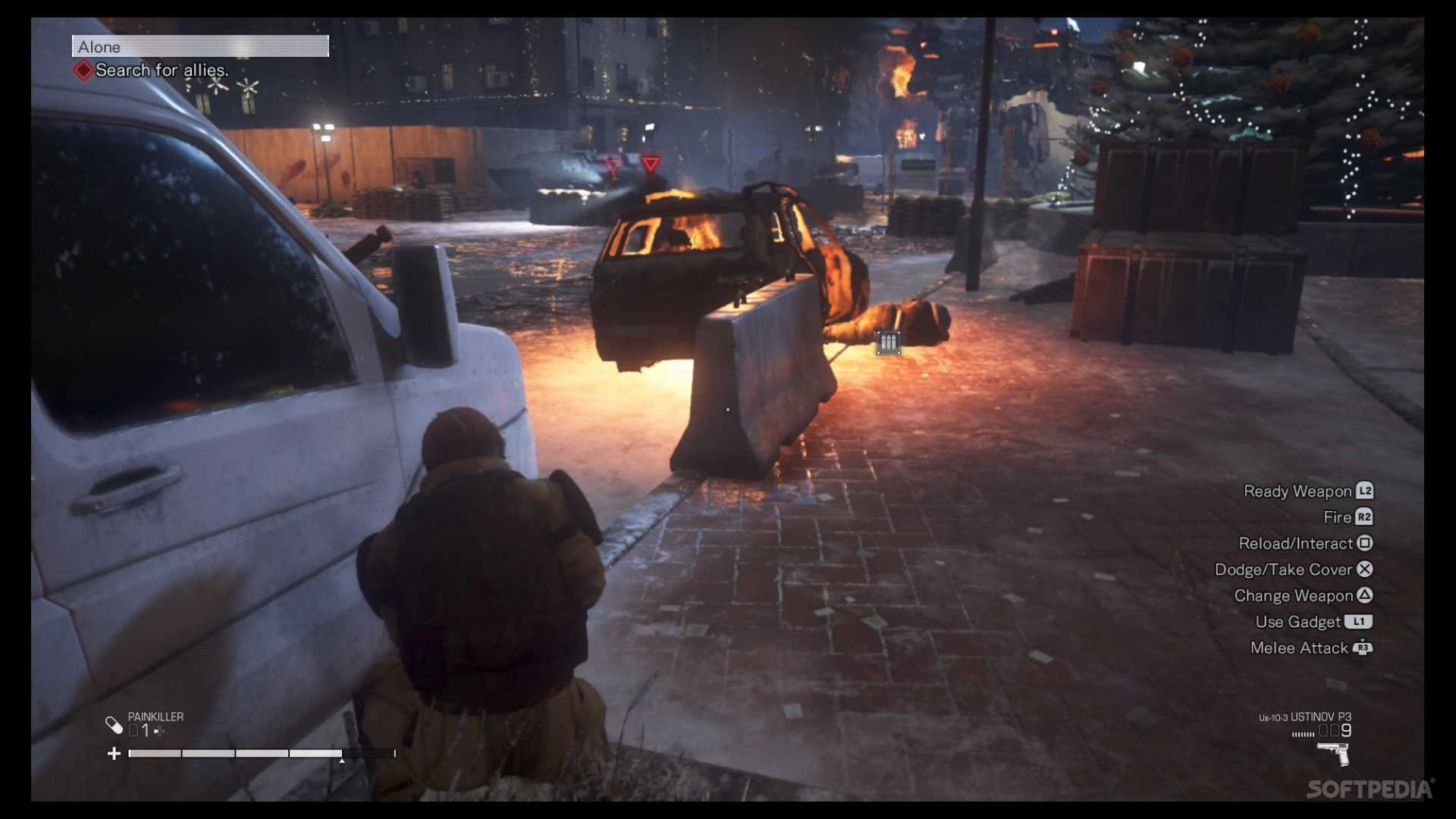 Left Alive Review Ps4