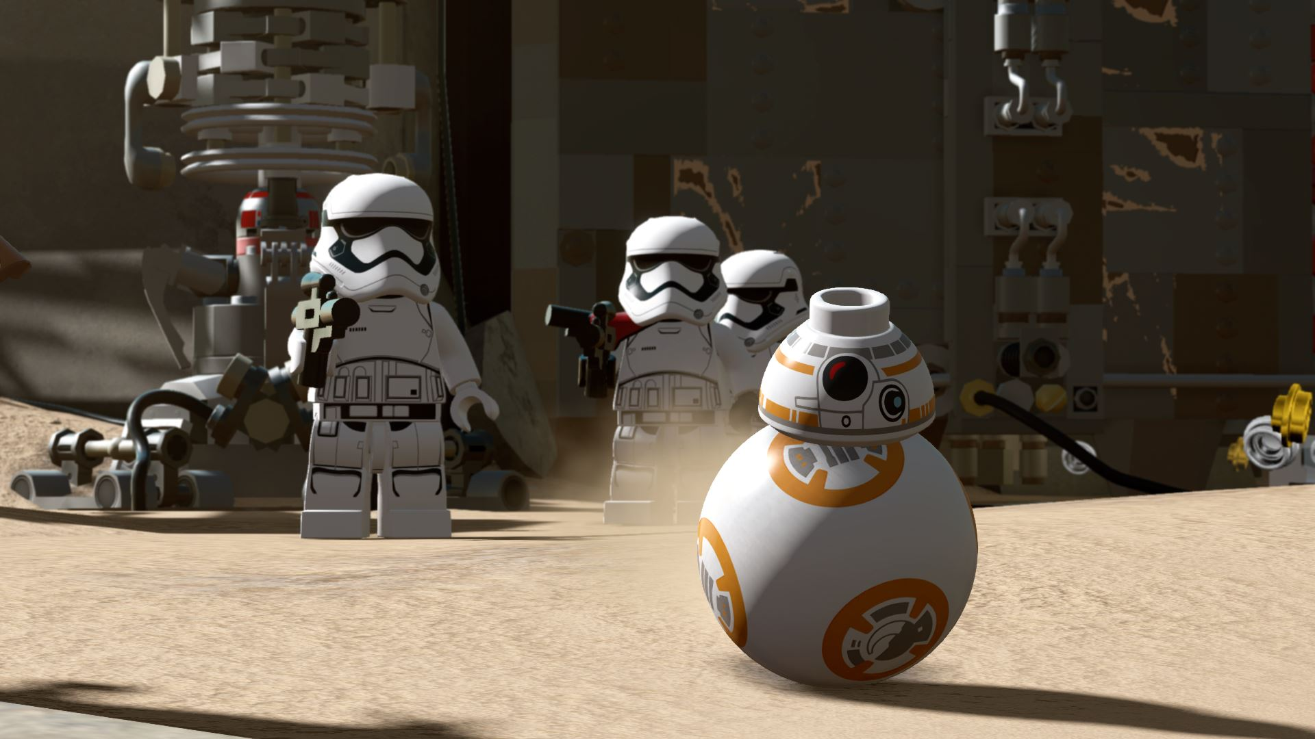 LEGO Star Wars: The Force Awakens Has New Story Elements, Exclusive PS4 Content