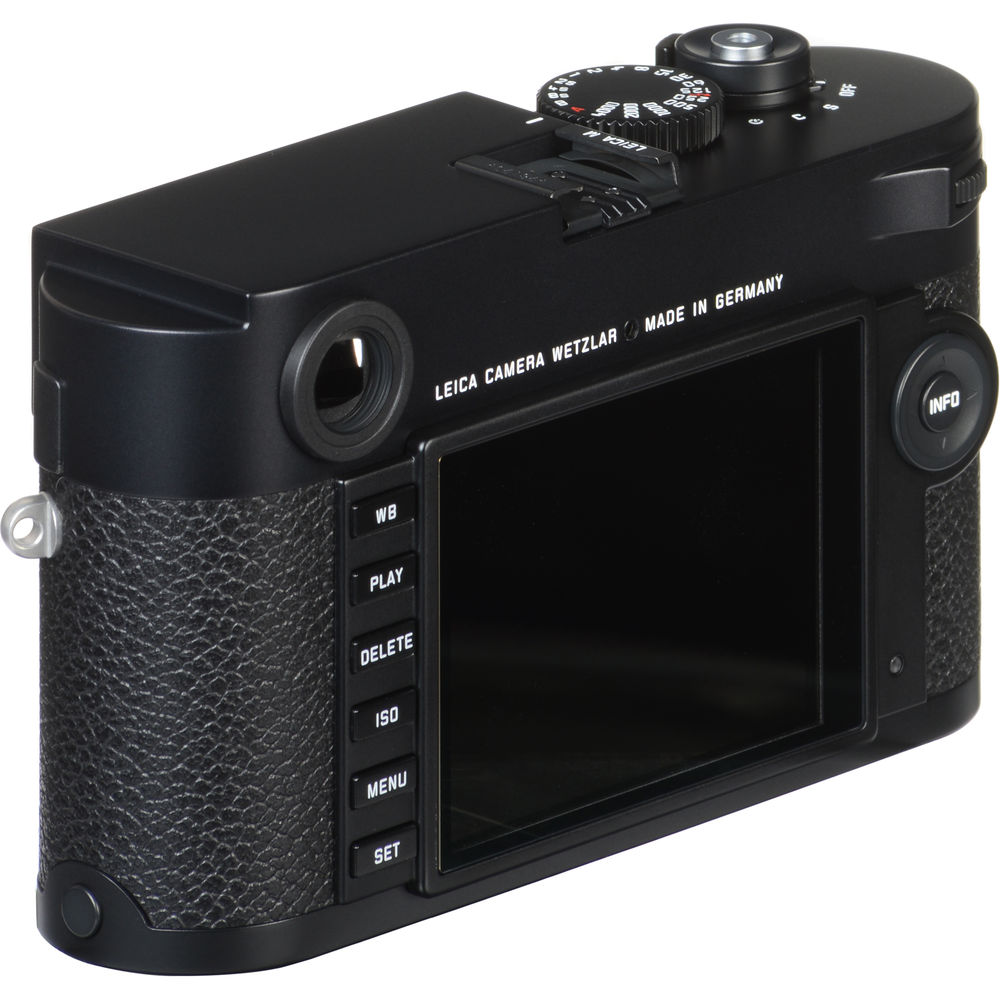 Leica Rolls Out New Firmware for Its M, M-P, M Monochrom Cameras