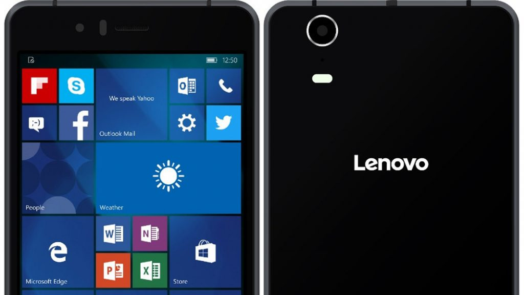 Lenovo Already Launched A Windows Phone But Says No New Models Would Be Released