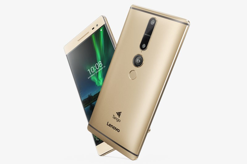Lenovo Phab 2 Pro Launched in Europe for €499