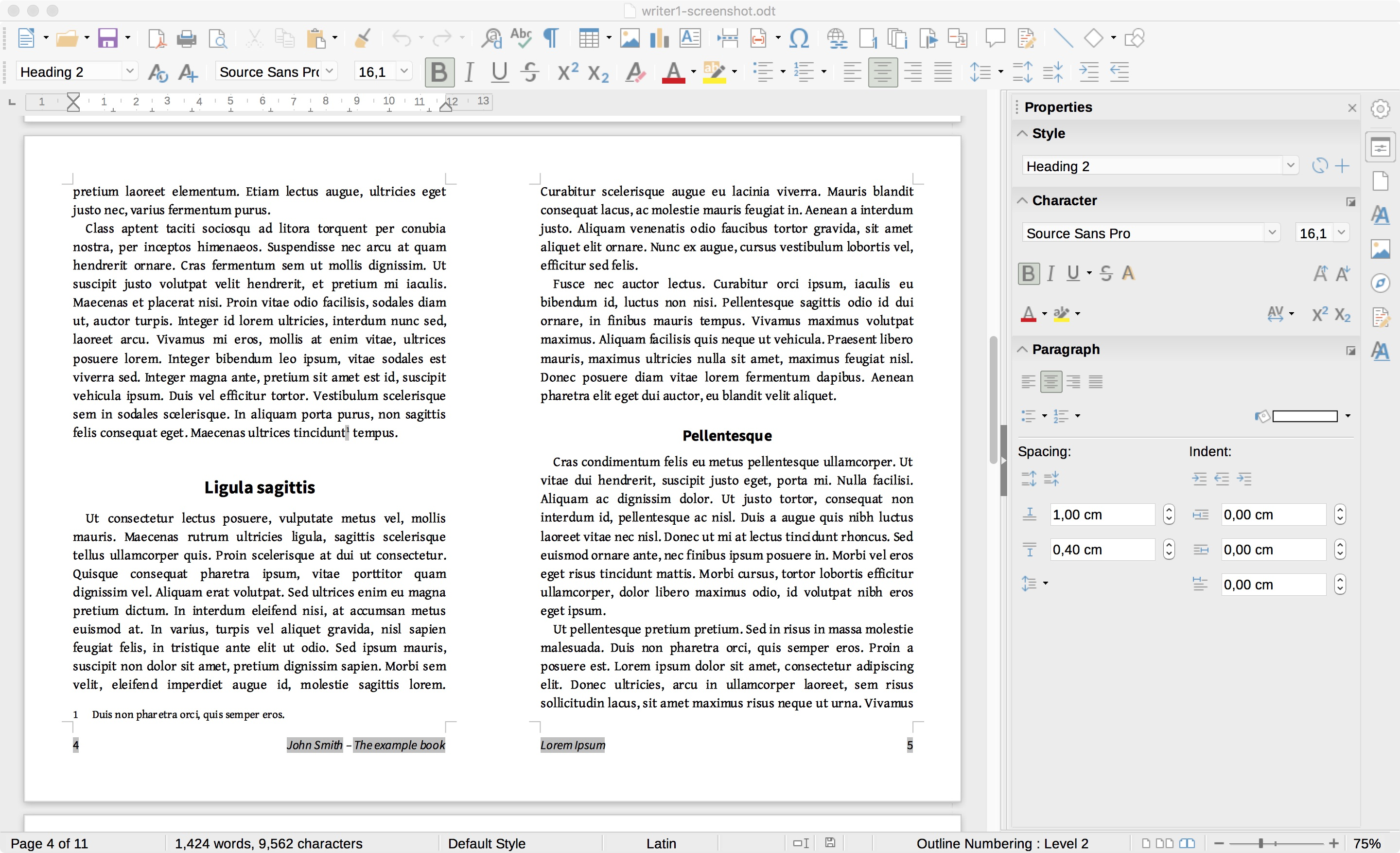 LibreOffice 6 1 Open-Source Office Suite Officially Released