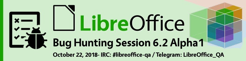 LibreOffice 6 2 Launches February 2019, May Drop Support for