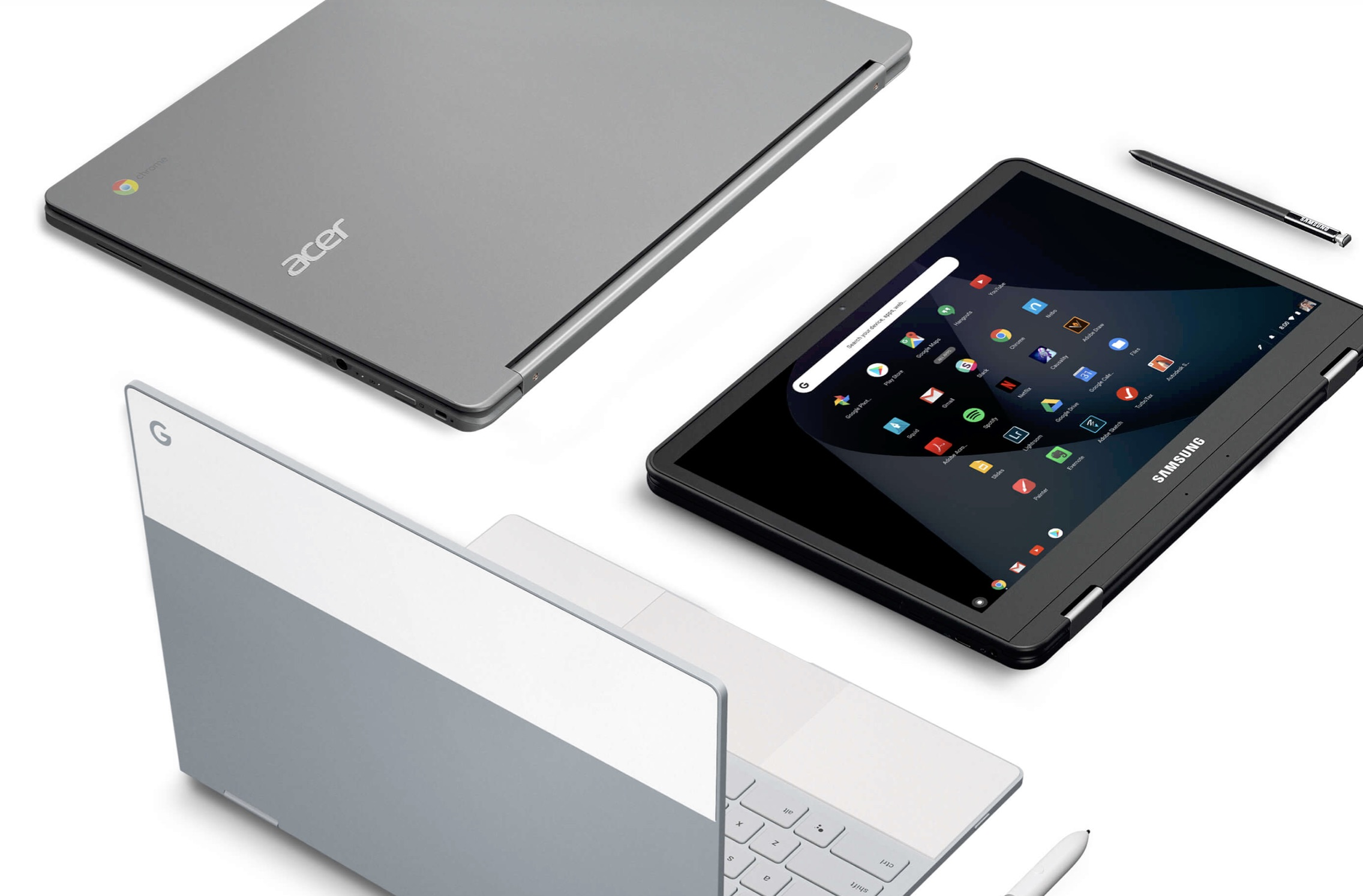 Linux Apps Are Now Available on More Chromebooks Powered by