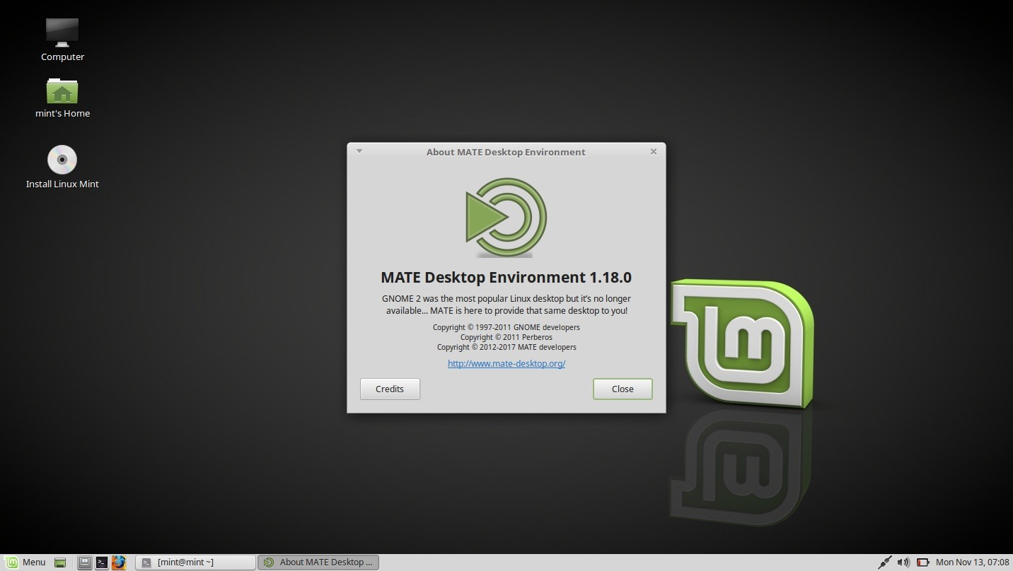 linux mint download mirrors