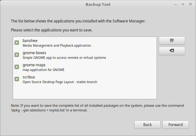 Linux Mint 18 3 to Launch with Revamped Backup Tool, Window