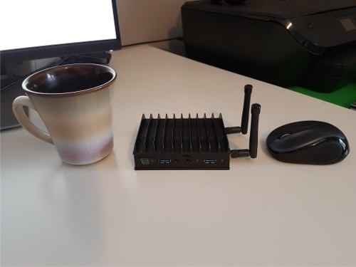linux mint micro pc