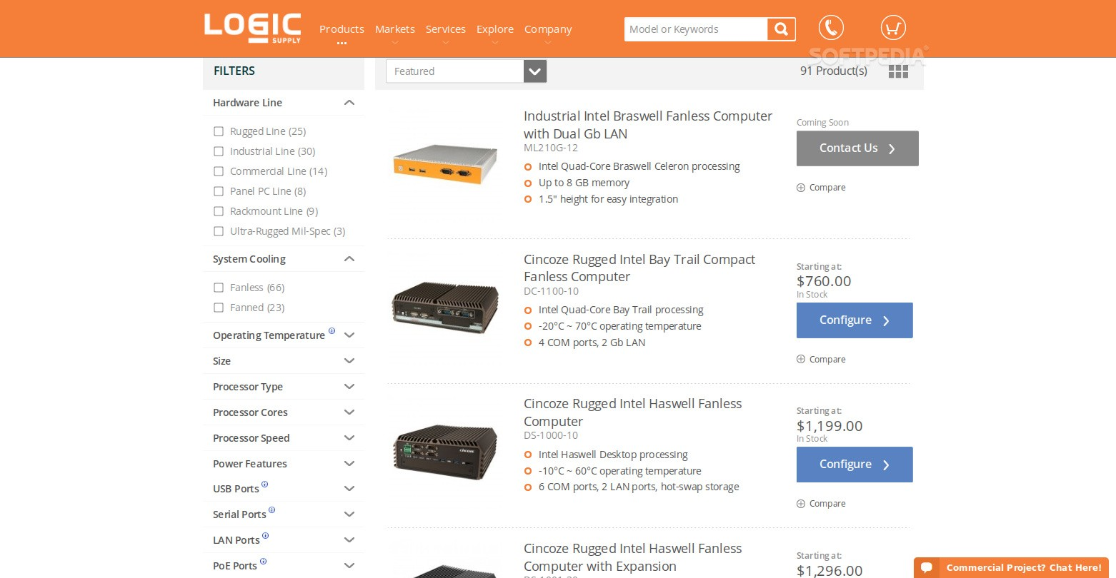 Logic Supply Simplifies The Process Of Ing Pcs