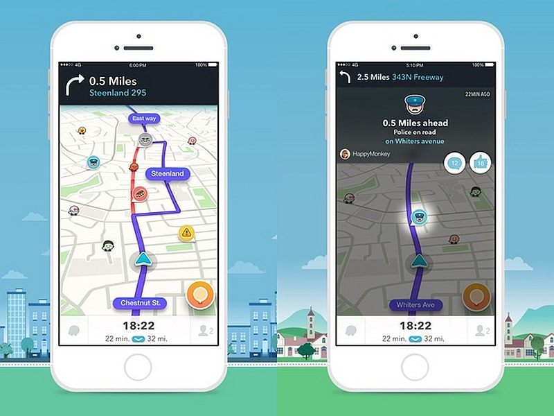 Los Angeles Could Sue Waze For Bringing Heavy Traffic In