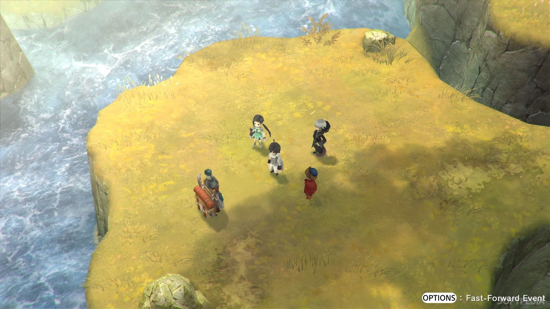 Lost Sphear Review – a Love Letter to JRPG Fans