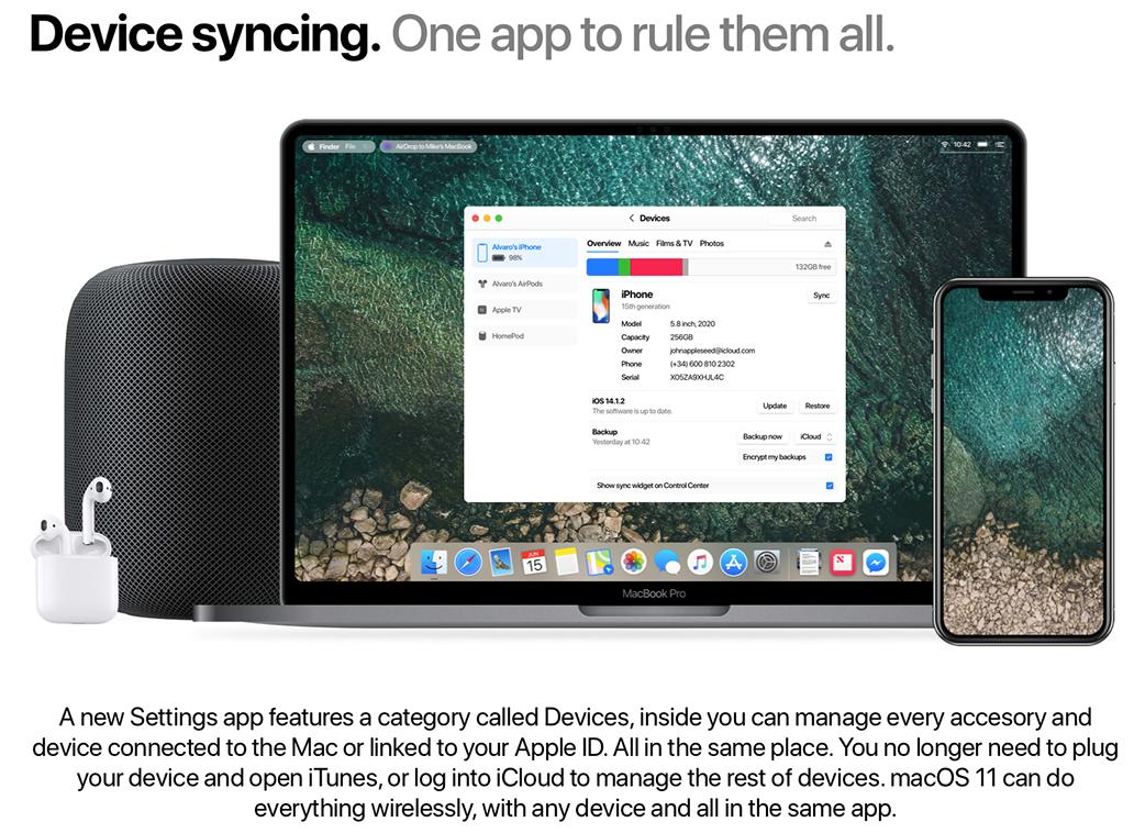 macOS 11 Concept Redesigns Apple's Desktop Operating System from the