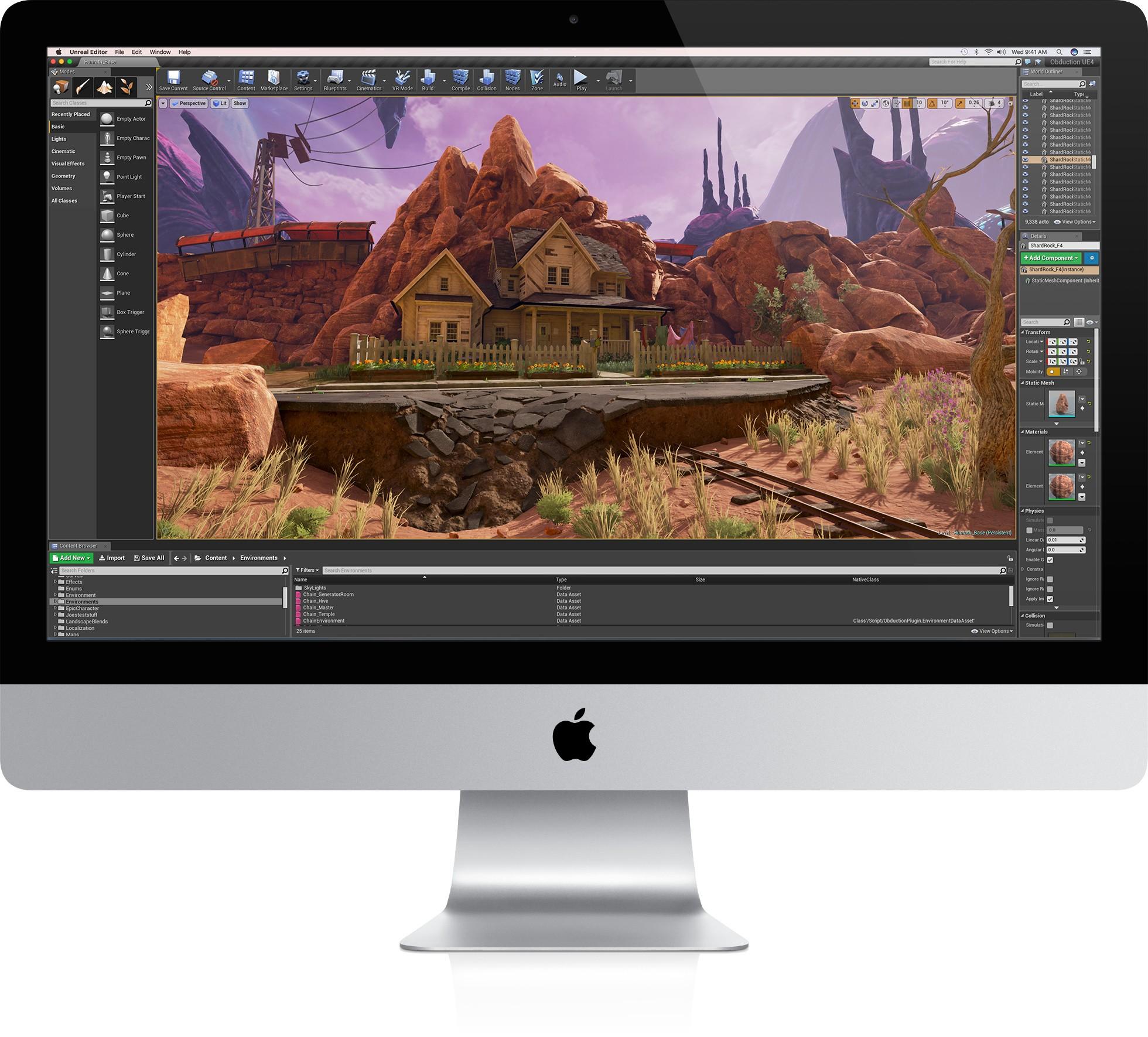 macOS High Sierra 10 13 Released with Metal 2, External GPU