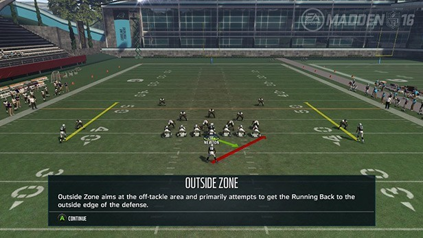 Madden NFL 16 Reveals Improved Skill Trainer, Adds New