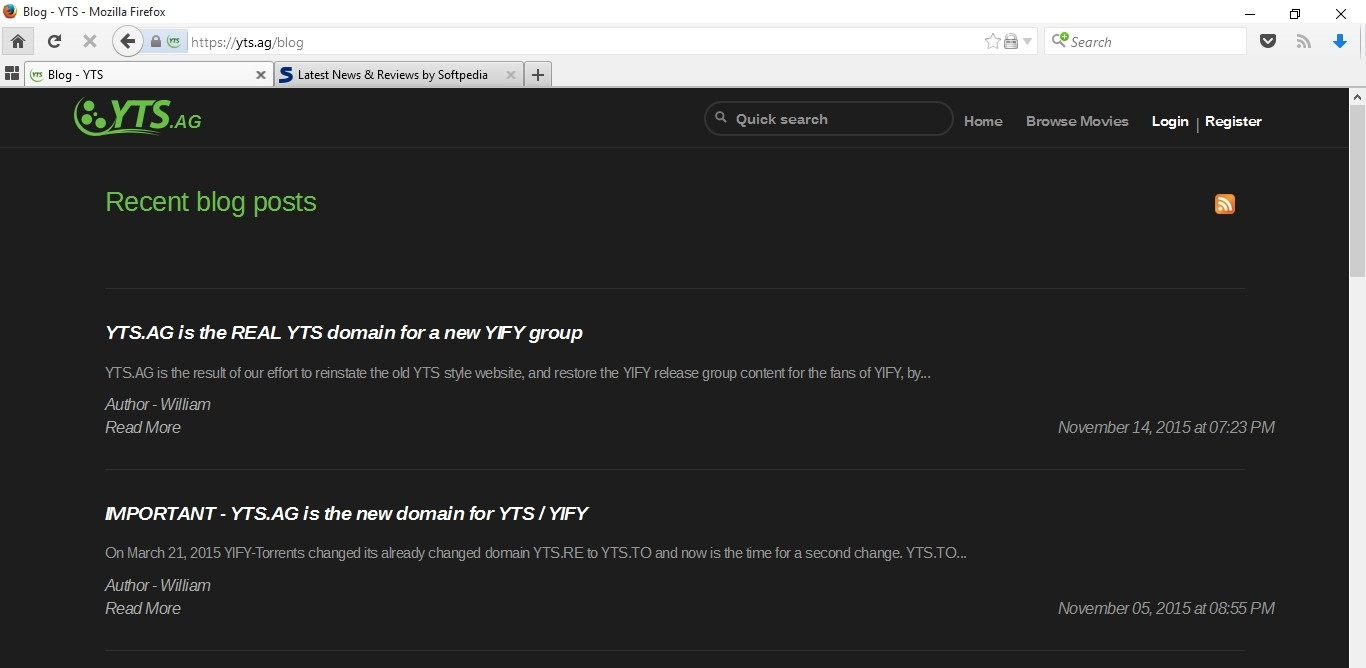 Mainstream Torrent Sites Ban YIFY Impersonator, and for a Good Reason