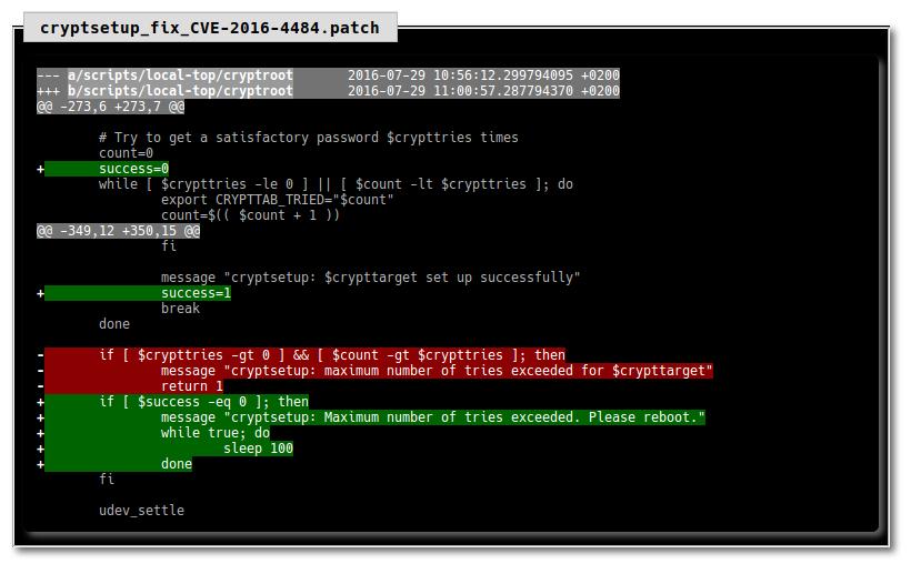 Major Cryptsetup Vulnerability Affects Some LUKS-Encrypted