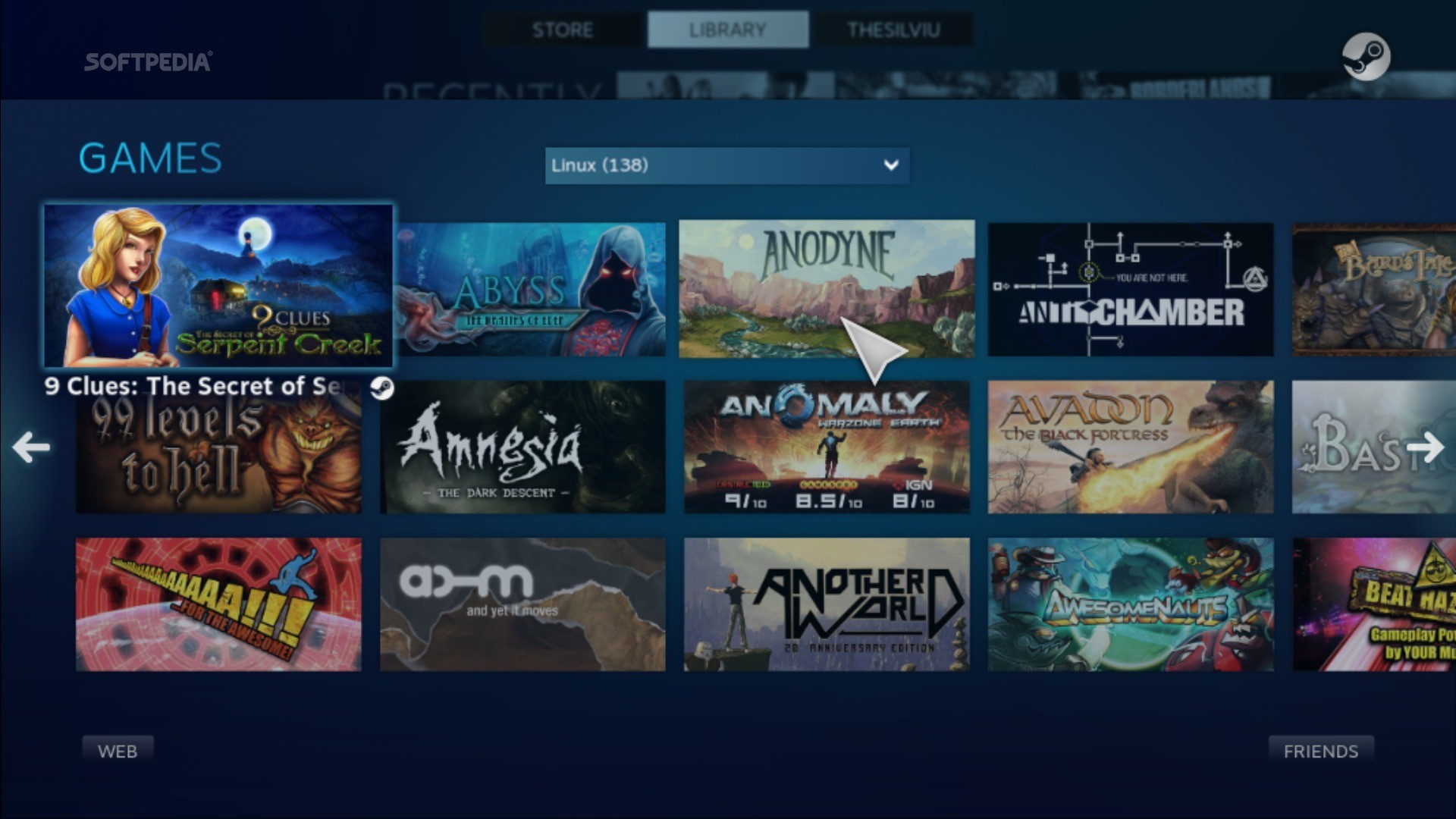 Major SteamOS Update Brings Linux Kernel 4 1, Updates Nvidia and AMD