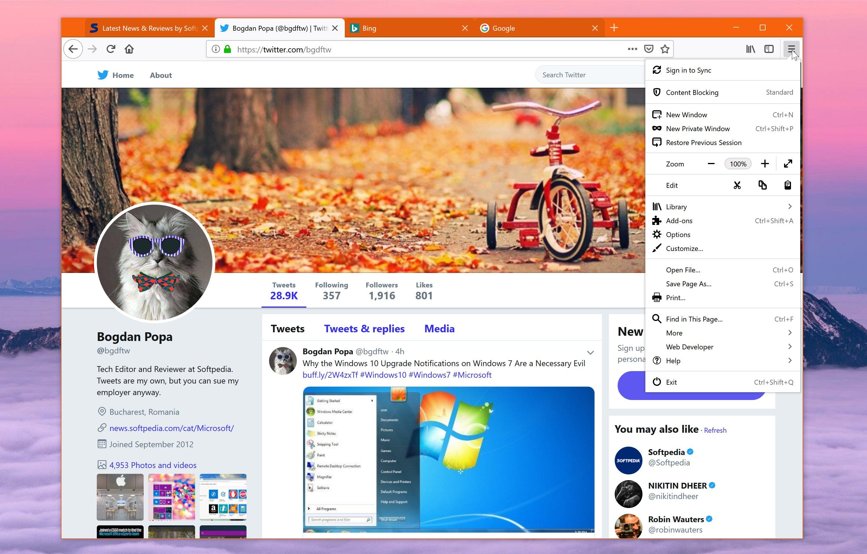 ChromeFox no Firefox