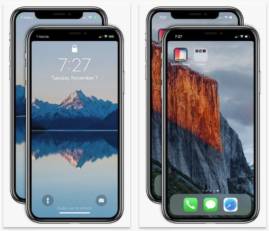 Make the iPhone X Feel like the Samsung Galaxy S8 With ...