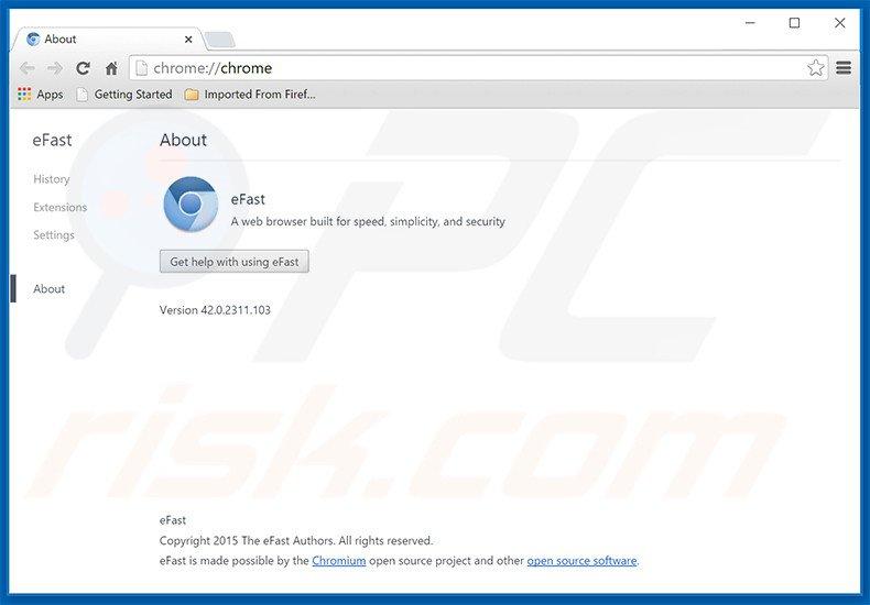 Malware Disguises as Google Chrome Browser Clone