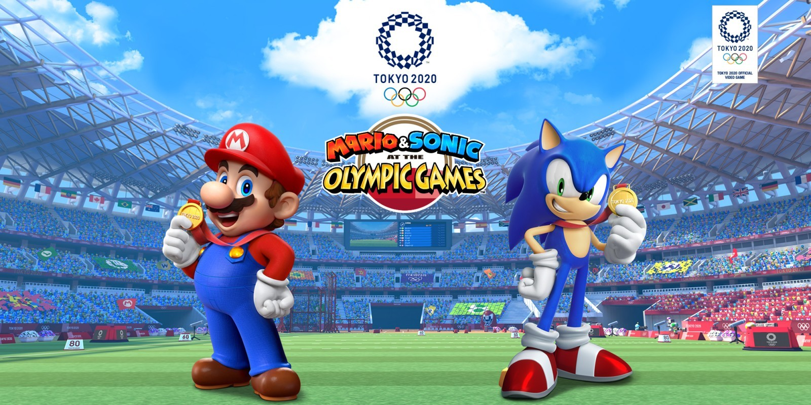 Mario & Sonic at the Olympic Games Tokyo 2020 will have hoverboard racing