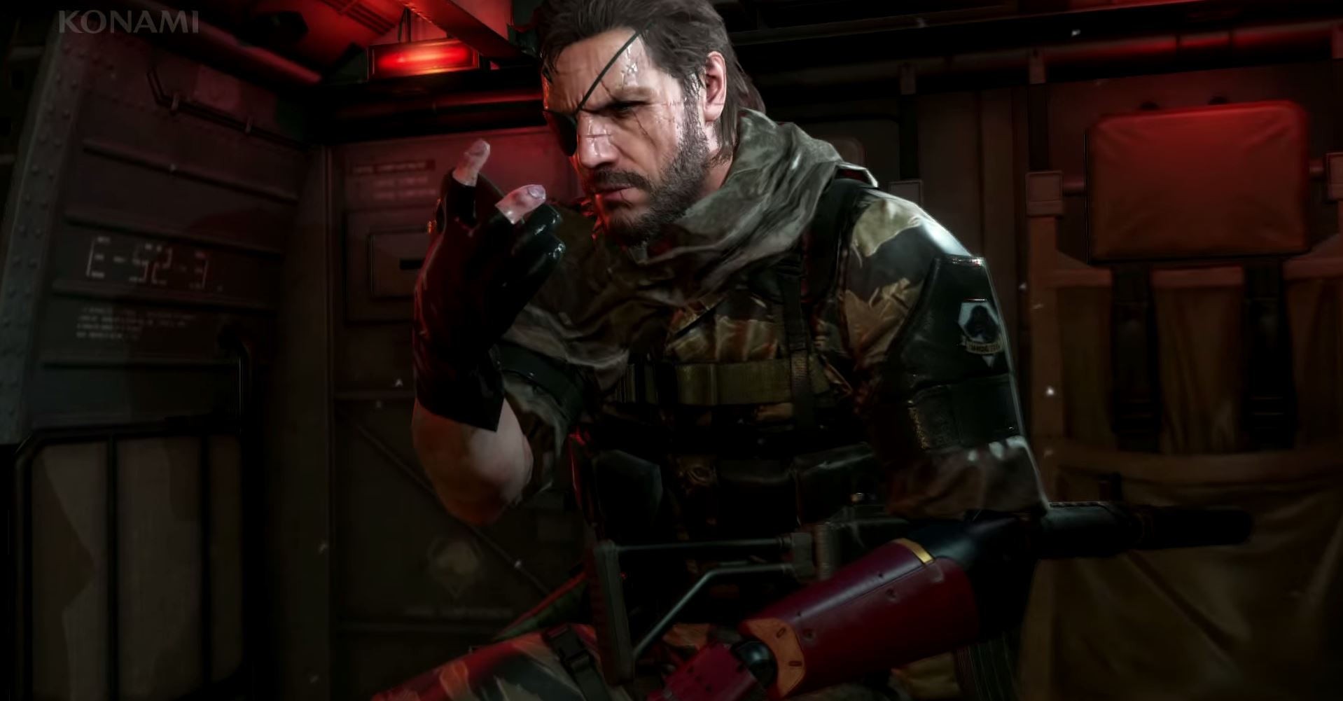 Metal Gear Solid V Is Ready For Some PC Action