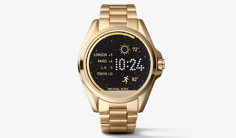 Michael Kors Exquisite Smartwatch with Android Wear ...