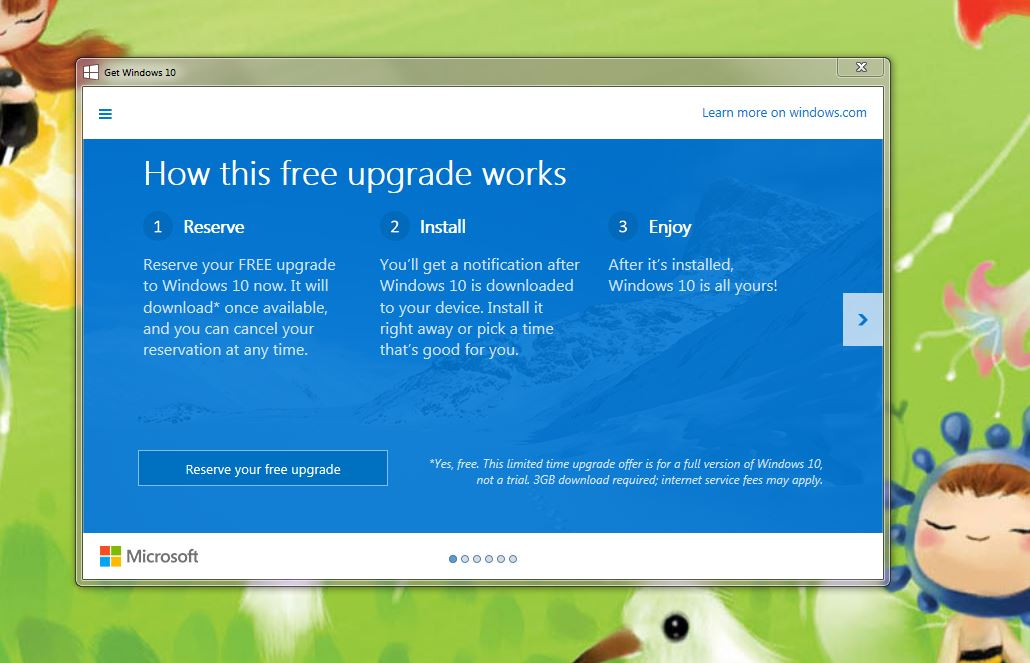 microsoft windows 10 download trial