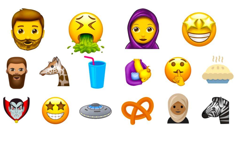 Microsoft and Apple to Bring New Unicode 10-Based Emoji in