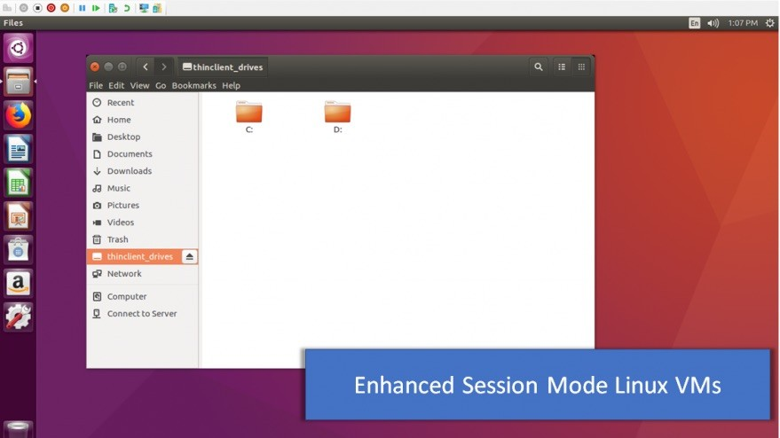 Microsoft and Canonical to Offer Enhanced VM Experiences for