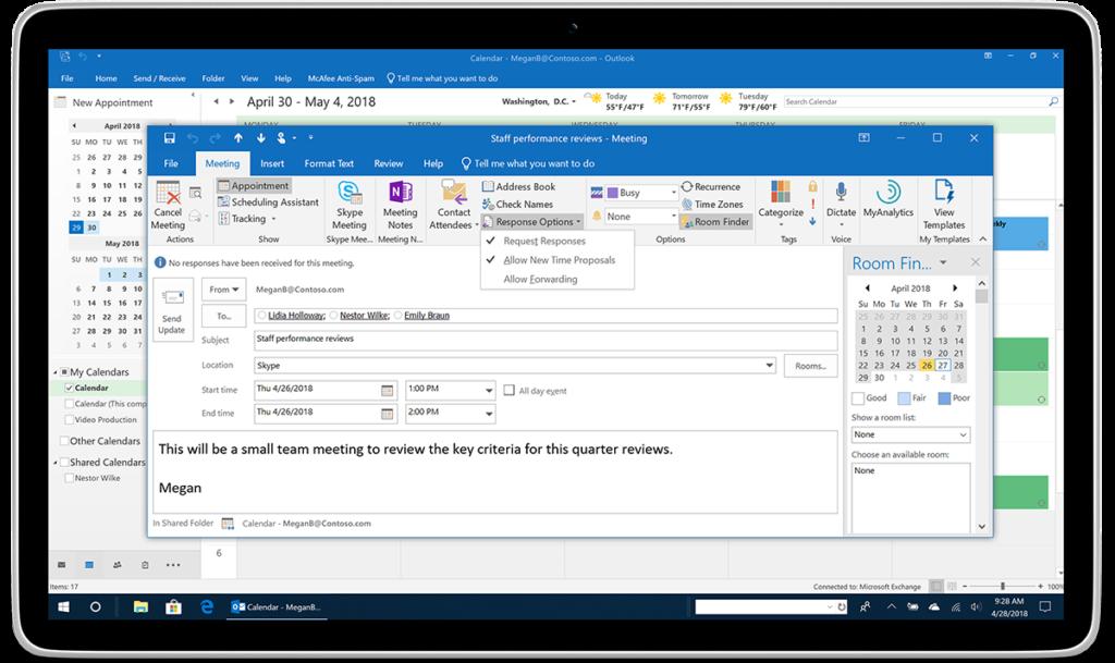 Microsoft Announces Major Outlook Update Following Google