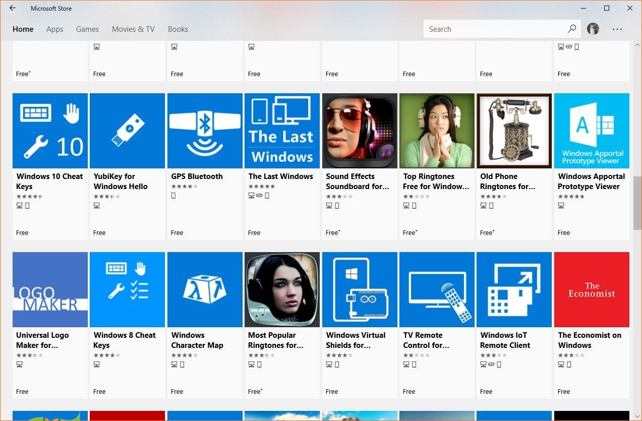 "Microsoft Bans ""Windows"" Apps on Windows 10"