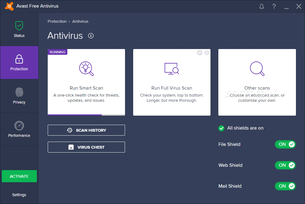 Microsoft blocks windows 10 april 2018 update on systems with avast avast antivirus on windows 10 ccuart Gallery