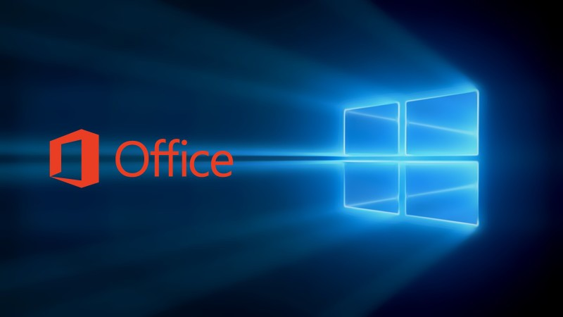 Microsoft Bundles Office and Windows 10 Together for an Offer Hard
