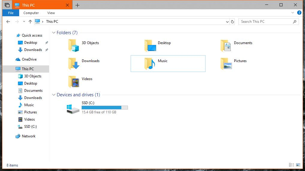 Microsoft Finally Launches Tabs for File Explorer
