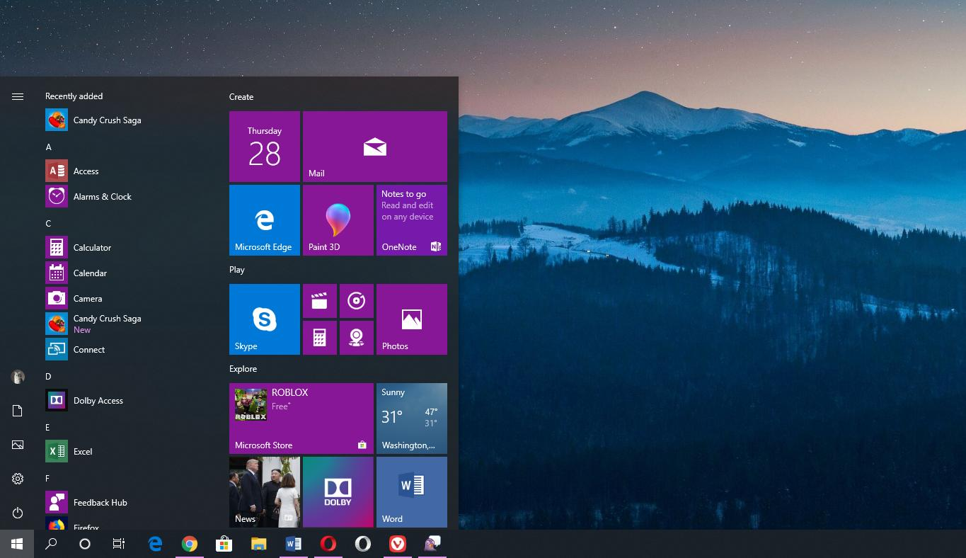 Microsoft Finally Releases a Windows 10 Version 1903 Build for Slow