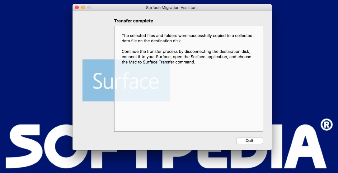 Migration Tool For Mac