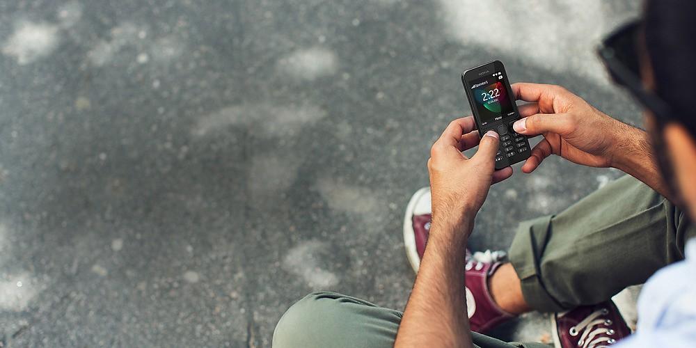 Microsoft Intros Nokia 222 and Nokia 222 Dual SIM Feature