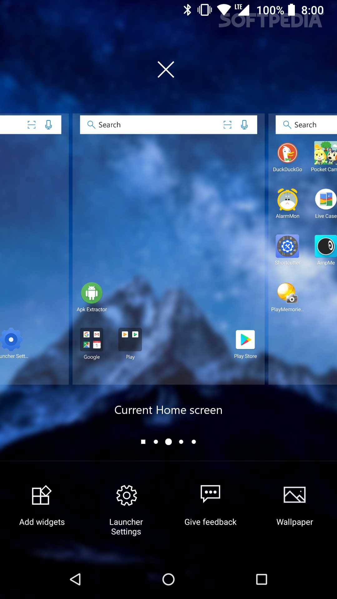 Microsoft Launcher for Android 4 6 (Beta) Released with Major New