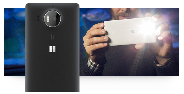 Microsoft Lumia 950 and Lumia 950 XL Cameras: 5th Generation