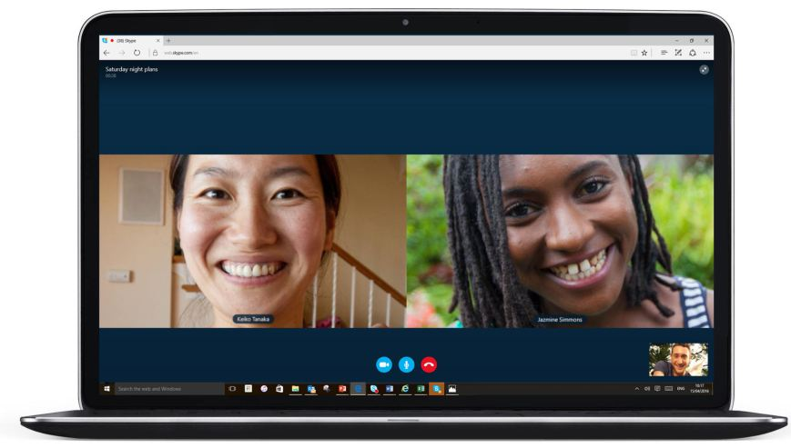 Microsoft Makes Skype in Browser Plugin-Free, Will Bring It on Linux Too