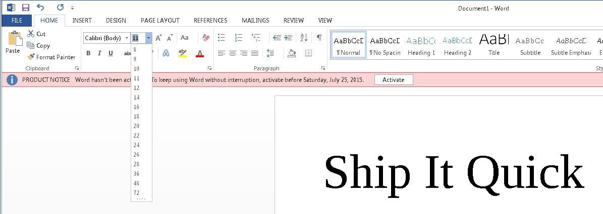 Microsoft Office 2013 and World of Tanks Support to Arrive