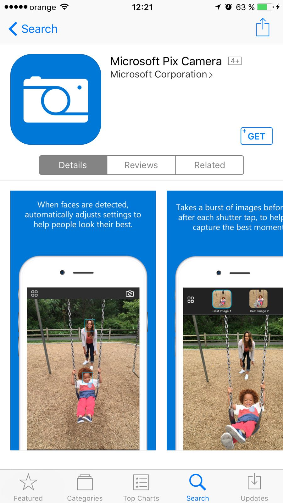 Microsoft Prepares Its Camera App for iPhone 7 and iOS 10