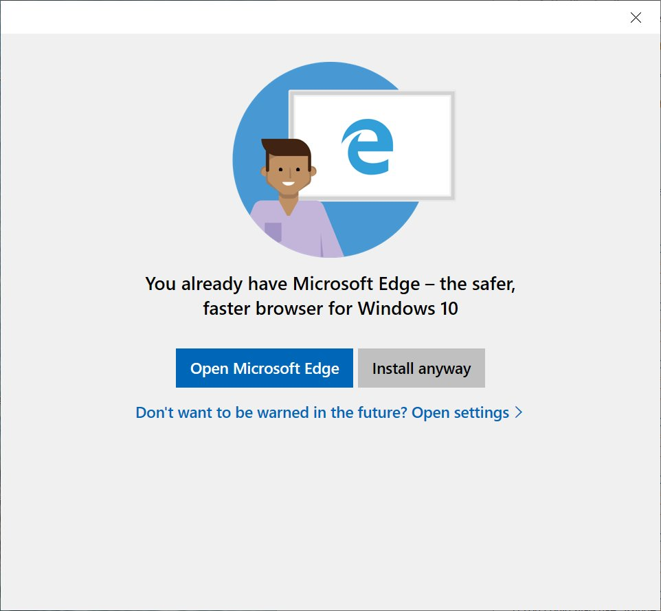 Microsoft Pulls Notification Warning Against Google Chrome