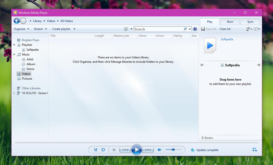 Microsoft Quietly Releases Windows 10 Update Removing Windows Media